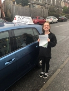High First Time Practical Driving Test Pass Rate - MJ Driving School Leeds