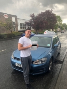 7th May 2019 Driving Test Pass Leeds - Driving Lessons Leeds