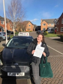 12th February 2020 Driving Test Pass Leeds - Driving-Lessons-Leeds - Driving Instructor Leeds