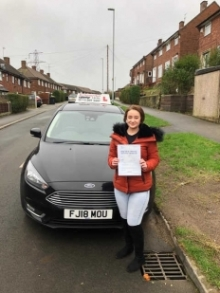 Driving-Lessons-Leeds - 11th February 2020 Practical Driving Test Pass - Leeds Best Driving Lessons