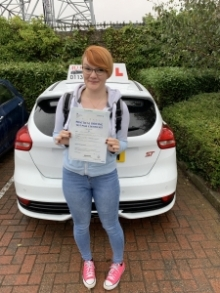 Driving-Lessons-Leeds - Practical Driving Test Pass Leeds 5th September 2019 - Best Driving Lessons Leeds