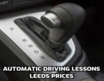 Automatic Driving Lessons Leeds - Automatic Driving School Leeds - Leeds Automatic Driving Instructors