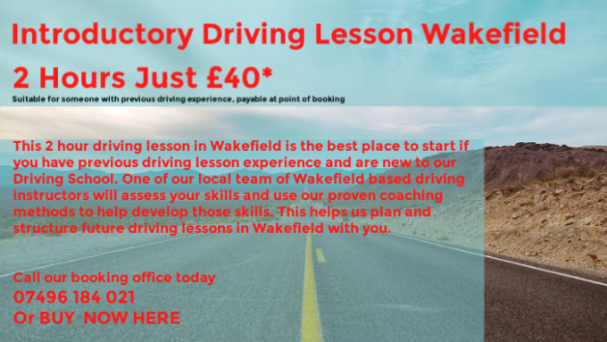 Driving-Lessons-Wakefield - Driving School Wakefield - Driving Instructor Wakefield - Driving Lessons In Wakefield