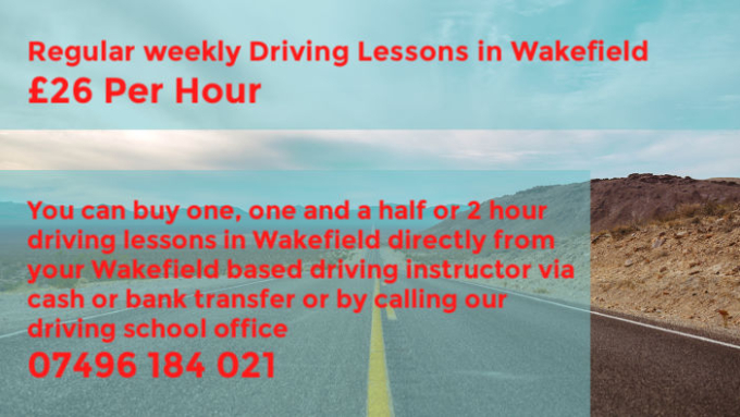 Driving-Lessons-Wakefield - Driving Instructors Wakefield - Driving School Wakefield - Learn To Drive With Local Wakefield Based Driving Instructors
